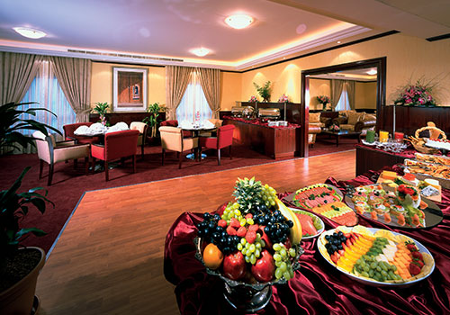 Executive Club Lounge