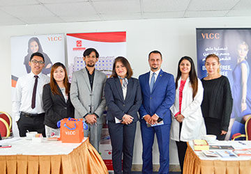 Health and Wellness Campaign in partnership with VLCC
